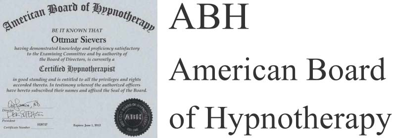 ABH - American Board of Hypnotherapie